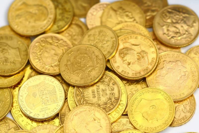 gouden munten verkopen Den Haag