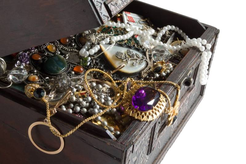 taxatie en inkoop van juwelen uit erfenissen